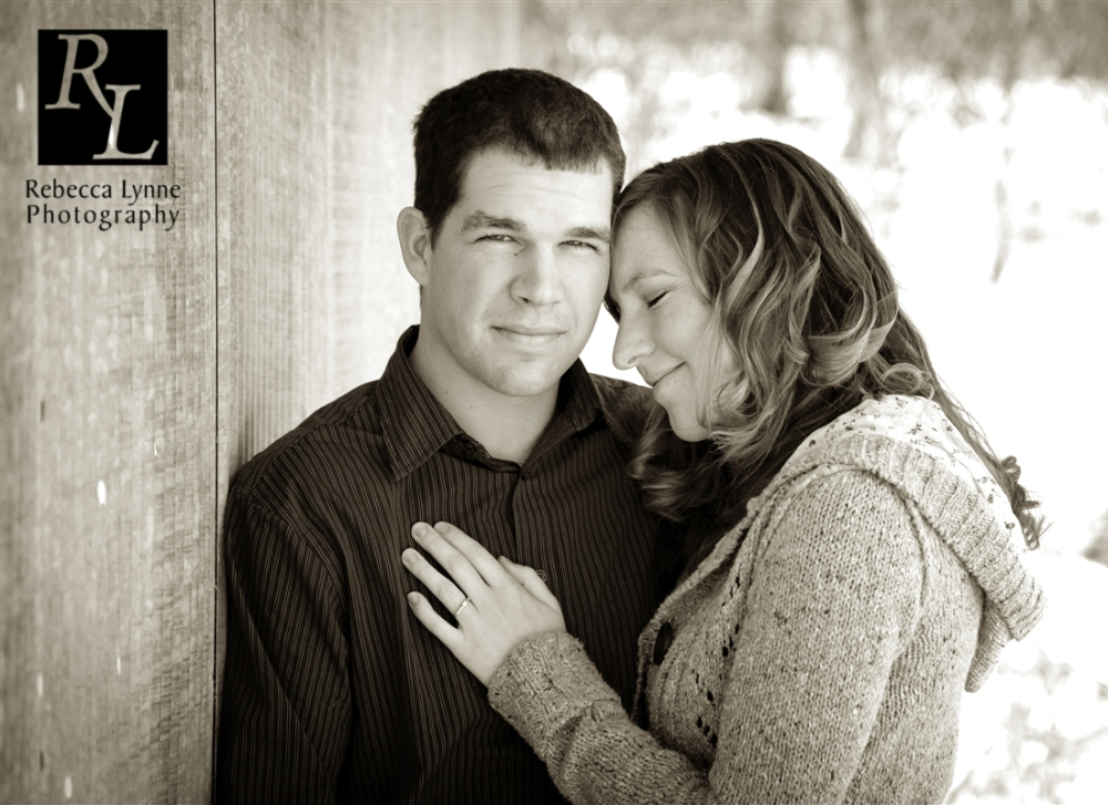 Stacie and Casey : Engagement Session (1/2)