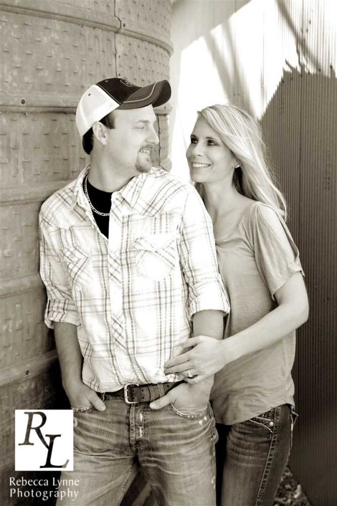 Jacque and Mitchell : Engagement Session