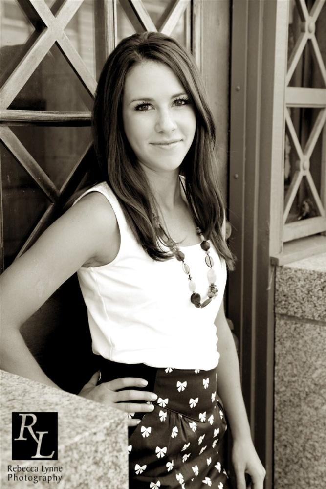 Christine : Austin High School : Senior Portraits (1/6)