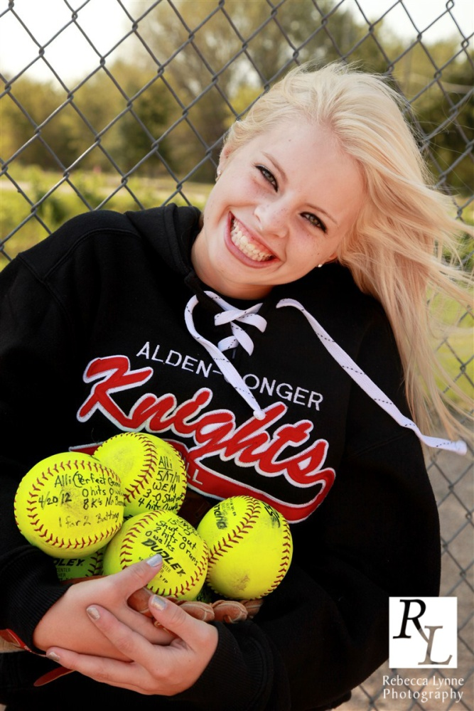 Alli : Alden-Conger High School : Senior Portraits (4/4)