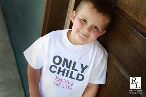OnlyChildExpiringTshirt