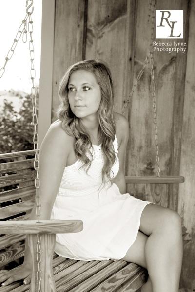High School Senior Girl Mason City