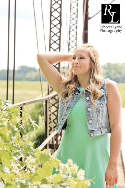 High School Senior Girl Mason City