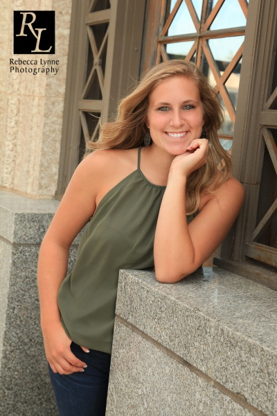 High School Senior Girl Iowa
