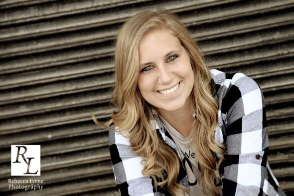 High School Senior Girl Iowa