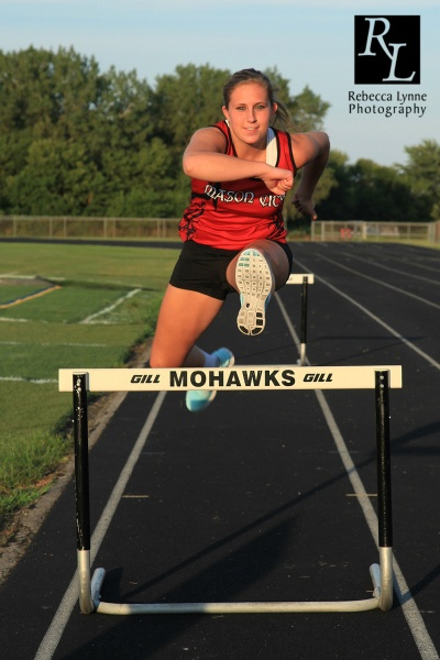 hurdles jump