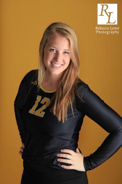 High School Senior Volleyball