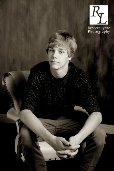High School Senior Boy Portraits