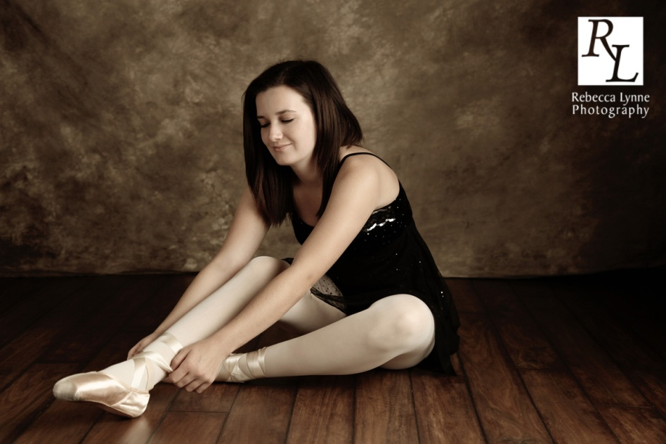Senior Girl High School Portraits Pictures Ballet