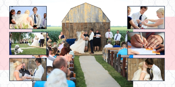 iowa wedding photography